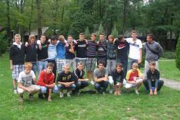2011. július - REAC U17 Edzőtábor